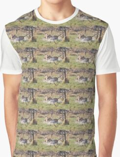 Bengal Tigers Sparring Graphic T-Shirt