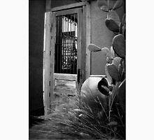 Tucson Door ~ Black & White T-Shirt