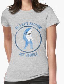 Left Shark - Superbowl 2015 Womens Fitted T-Shirt