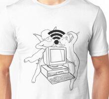 Wifi's Angels  Unisex T-Shirt