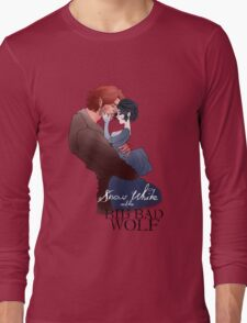 Snow White and the Big Bad Wolf Long Sleeve T-Shirt