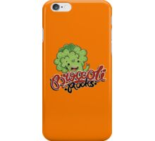 Broccoli Rocks  iPhone Case/Skin