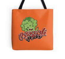 Broccoli Rocks  Tote Bag