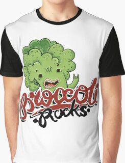 Broccoli Rocks  Graphic T-Shirt