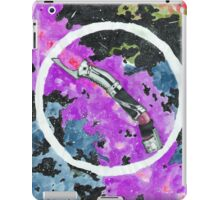Count Duku Light Saber iPad Case/Skin