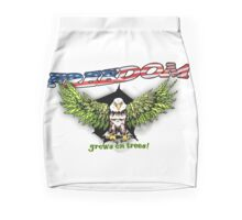 Freedom Grows On Trees Mini Skirt