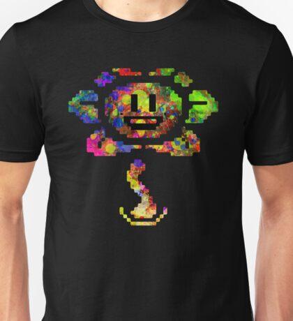 Flowey - Undertale (Colour) Unisex T-Shirt