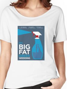 My Big Fat Greek Wedding // Minimalist Art Women's Relaxed Fit T-Shirt