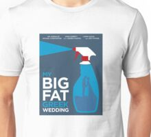 My Big Fat Greek Wedding // Minimalist Art Unisex T-Shirt