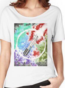 Anakin Light Saber Women's Relaxed Fit T-Shirt
