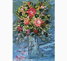 Painting Still Life bouquet of flowers. Unisex T-Shirt