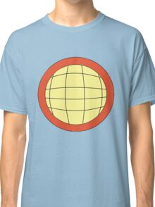 Captain Planet - Planeteer -  fire - Wheeler T-Shirt! Classic T-Shirt