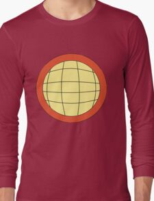 Captain Planet - Planeteer -  fire - Wheeler T-Shirt! Long Sleeve T-Shirt