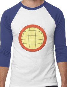 Captain Planet - Planeteer -  fire - Wheeler T-Shirt! Men's Baseball ¾ T-Shirt