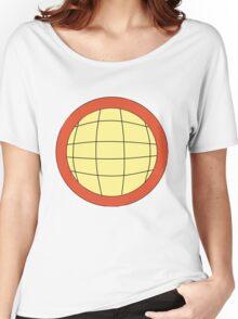 Captain Planet - Planeteer -  fire - Wheeler T-Shirt! Women's Relaxed Fit T-Shirt