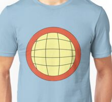 Captain Planet - Planeteer -  fire - Wheeler T-Shirt! Unisex T-Shirt