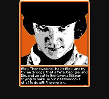 A Clockwork Orange - 8-bit Unisex T-Shirt
