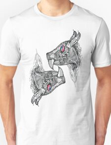Vampire Bat Country Unisex T-Shirt
