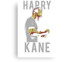 Harry Kane Tottenham Hotspurs Canvas Print