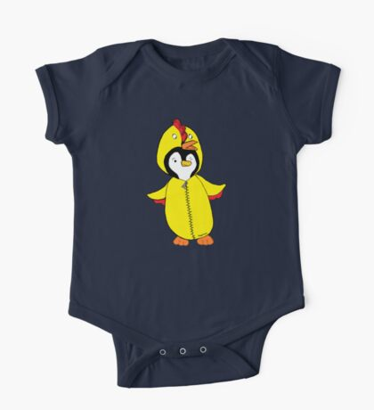 Pengychicken One Piece - Short Sleeve