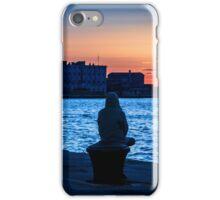 docks of Trieste iPhone Case/Skin