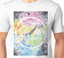 Luke Light Saber Unisex T-Shirt