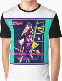 Summer Days Heroes 2 Graphic T-Shirt