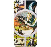 Retro Sci-fi iPhone Case/Skin