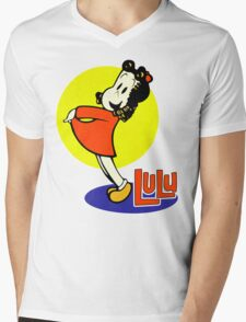 Lulu Mens V-Neck T-Shirt