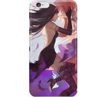 Puella Magi Madoka Magica - Madoka & Homura iPhone Case/Skin