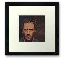 Hugh Framed Print