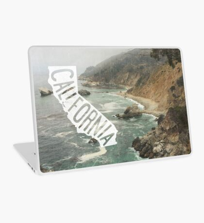 California Laptop Skin