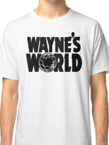 Wayne's World (Inverted) Classic T-Shirt