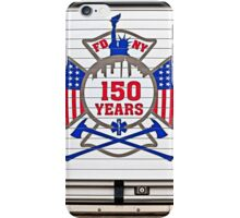 FDNY 150yrs iPhone Case/Skin