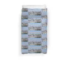 Ashurst Wood Snow Duvet Cover