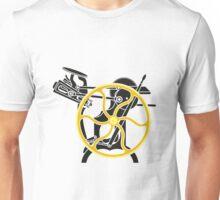 letterpress Unisex T-Shirt
