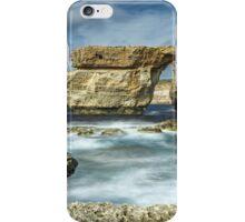 Azure window iPhone Case/Skin