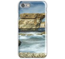 Azure window iPhone Case/Skin