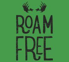 ROAM FREE Baby Tee