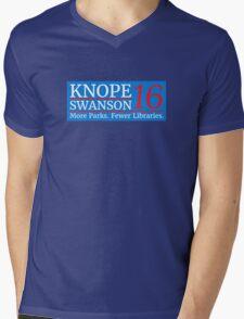 Vote Knope Swanson 2016 Mens V-Neck T-Shirt