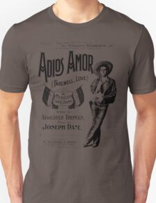 Adios Amor Unisex T-Shirt
