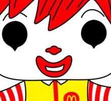Ronald Sticker