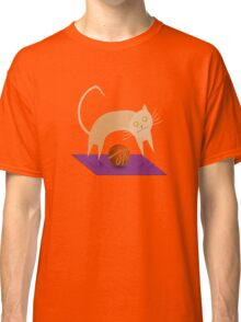 Cinnamon Cat Classic T-Shirt