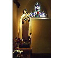 St.Mary of the Angels 4 - Geelong Photographic Print
