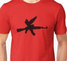 War Dove Unisex T-Shirt