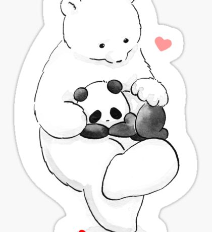 Panda Therapy Sticker