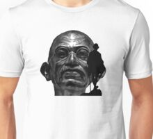 Mahatma Gandhi quote Unisex T-Shirt