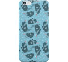 palmistry pattern iPhone Case/Skin