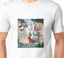 El nacimiento de Venus Unisex T-Shirt