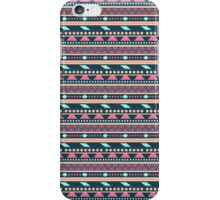 Colorful Aztec Tribal Pattern iPhone Case/Skin